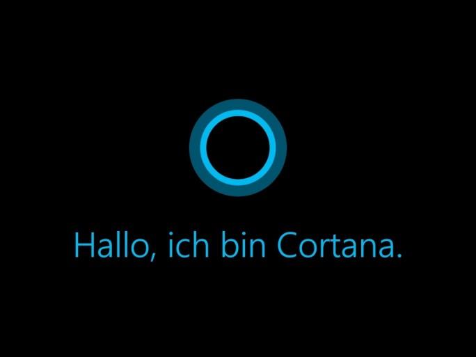 Cortana (Bild: Microsoft)