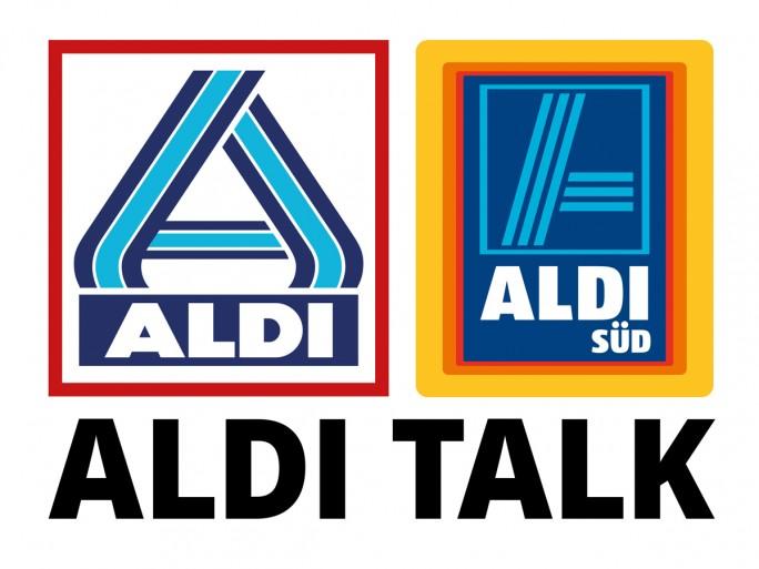 Aldi Talk (Logos: Aldi)
