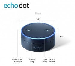 Echo Dot (Bild: Amazon)