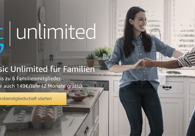 Amazon Music Unlimited_family (Screen:ZDNet.de)