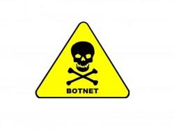 Botnetz-Warnschild (Bild: ZDNet.de)