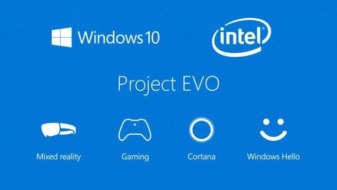 Microsof Iintel Project Evo (Bild: Microsoft)