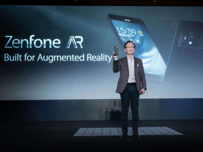 Asus Zenfone AR (Bild: Asus)