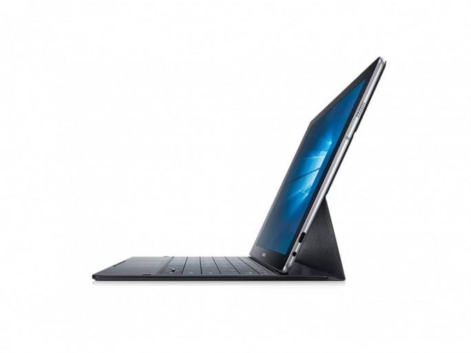 Bekommt zur CES womöglich einen Nachfolger: das Samsung Galaxy TabPro S (Bild: Samsung)
