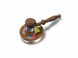Gerichtr gegen Apple (Bild: Shutterstock)
