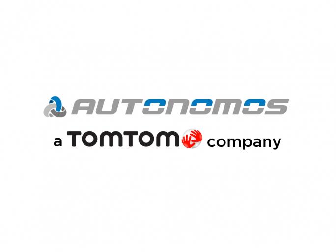 Tomtom kauft Autonomos- (Logos: Tomtom, Autonomos)