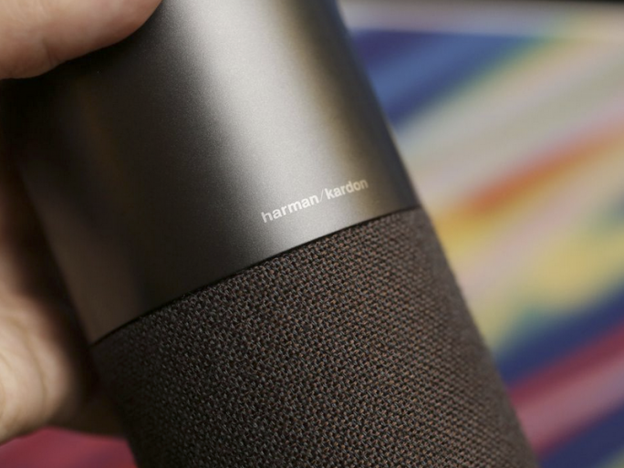 Lenovo Smart Assistant Hharman Kardon (Bild: Sarah