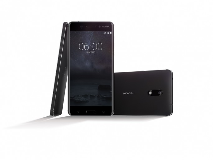 Nokia 6 (Bild: HMD Global)