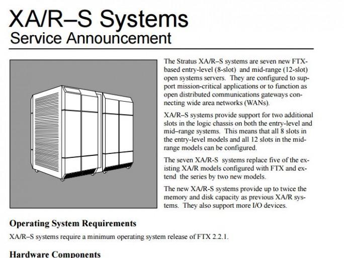 1993 wurde das wohl derzeit älteste Server-System gebootet und läuft seitdem. (Screenshot: silicon.de)