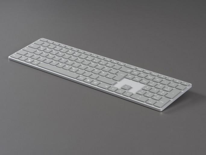 Microsoft Surface Tastatur (Bild: Microsoft)