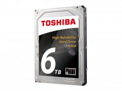 Toshiba N300 6 TByte (Bild: Toshiba)