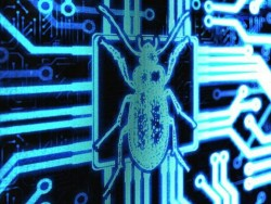 Malware-Chip (Bild: Shutterstock)