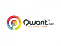 Qwant com Logo (Grafik: Qwant)