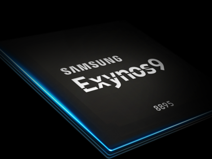 Samsung Exynos9 8895 (Bild: Samsung)