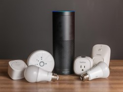 Amazon Echo steuert Belkin WeMo und Philips Hue (Bild: Amazon)