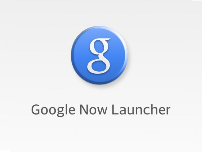 Google Now Launcher (Logo: Googlwe)