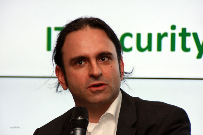 Tolga Erdogan, Dimension Data (Bild: M. Schindler)