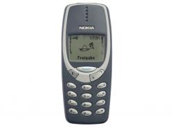 Nokia 3310 (Bild: Discostu/Wikipedia)