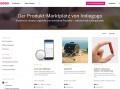 Indiegogo-Marktplatz