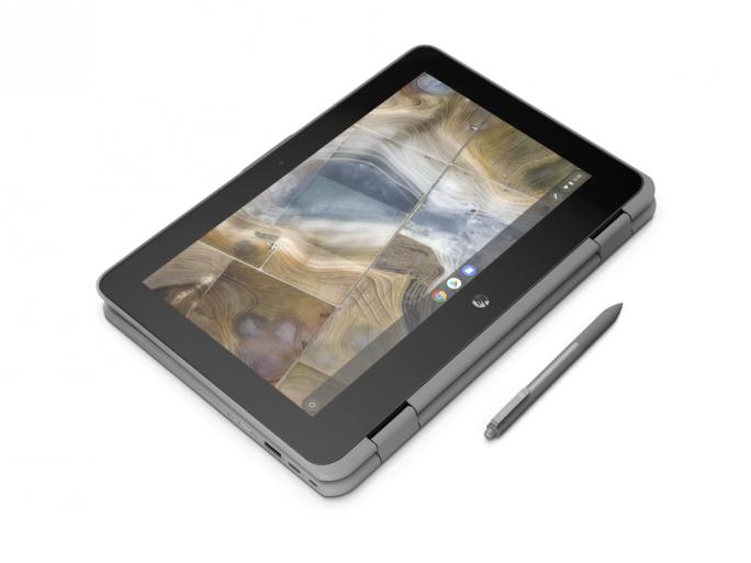 Chromebook x360 11 G2 (Bild: HP)