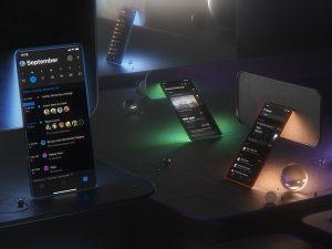 Dark Mode für Apps (Bild: Microsoft)