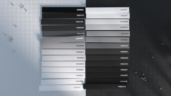 Dark Mode: Palette (Bild: Microsoft)
