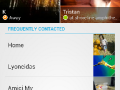 Android 4.0: Kontakte