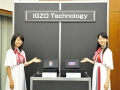 IGZO-Displays von Sharp