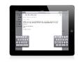iOS 5: Split Keyboard